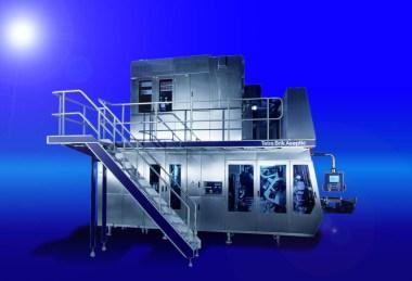 CFD Parametric screening of a filling machine | www esteco com