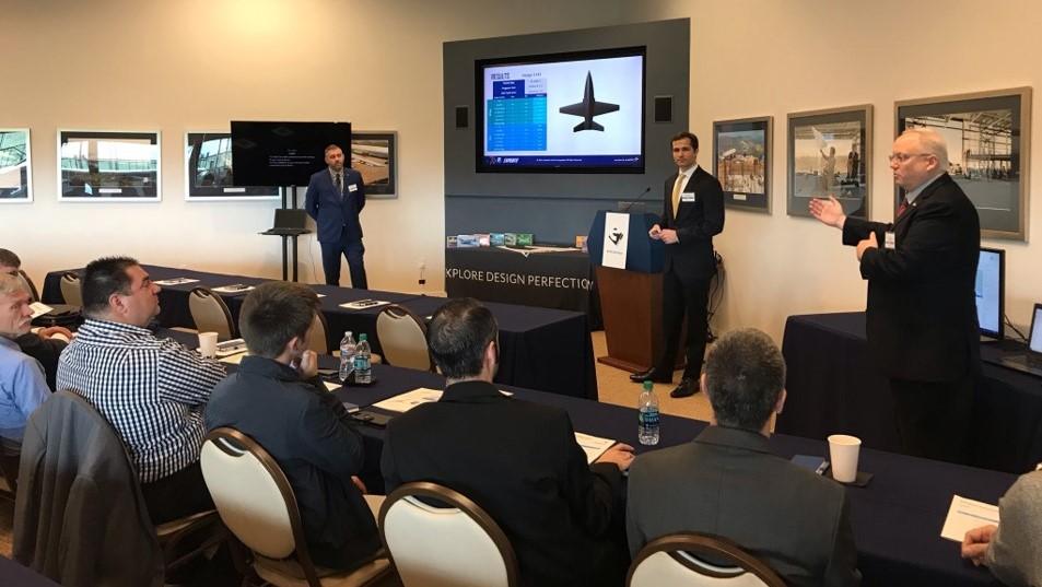 Technology Days 2019 focus on Aerospace industry
